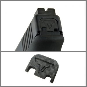 Taran Tactical Carbon Fiber Striker Plate
