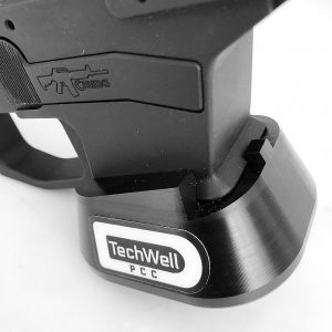 TechWell PCC Magwell CMMG Lowers - Glock Mags