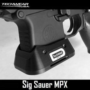 TechWell PCC Magwell Sig Sauer MPX