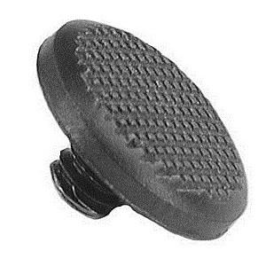 Dawson Mag Button for all 1911/HiCap - 4-40 Black