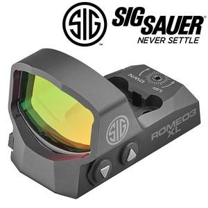 Sig Romeo3 XL 6 MOA Red Dot Optic Sight