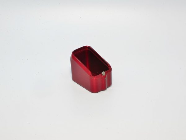 Henning Tanfoglio Large Frame Base Pad - Red