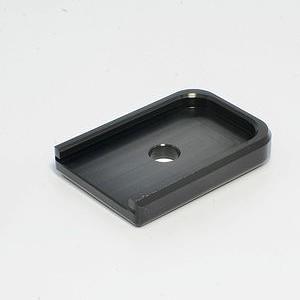 Henning Tanfoglio Large Frame IPSC Pad - Black
