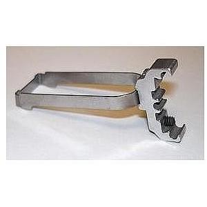 SVI Trigger Base - Stainless Steel Bow 1911
