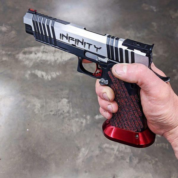 SV Infinity Pistol - RENEGADEMAST3R 9mm