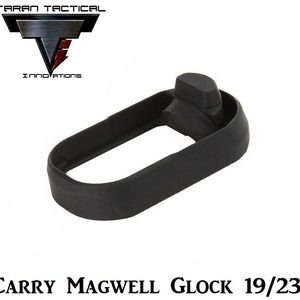 Taran Tactical Carry Magwell for Glock 19/23