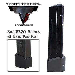 Taran Tactical Firepower Sig P320 9/40 +5 Base Pad